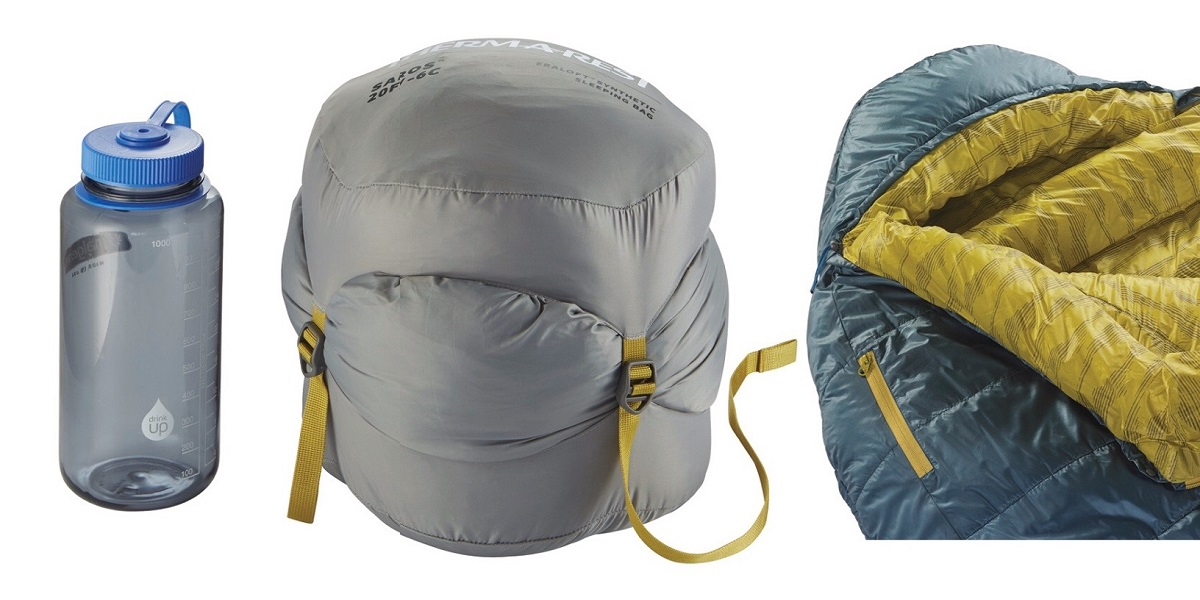 Therm-a-Rest Saros 20F Sleeping Bag - Details