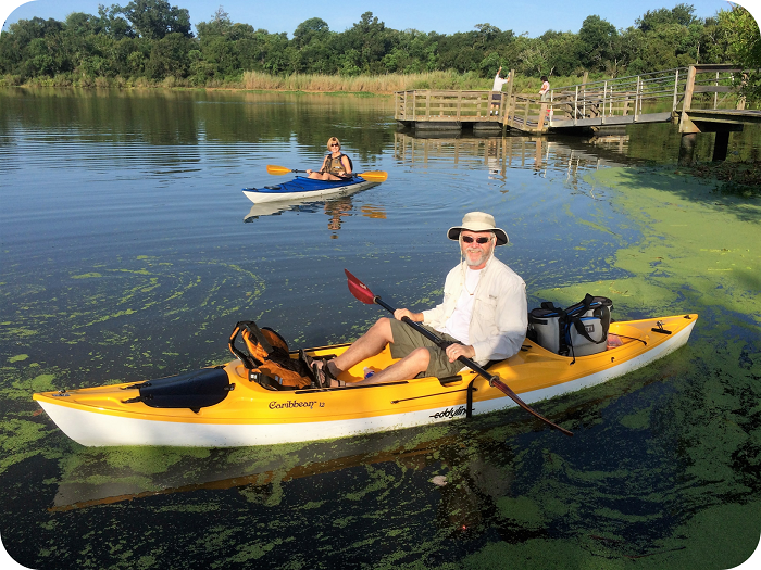 Armand Bayou Kayak Tour - Houston, Texas