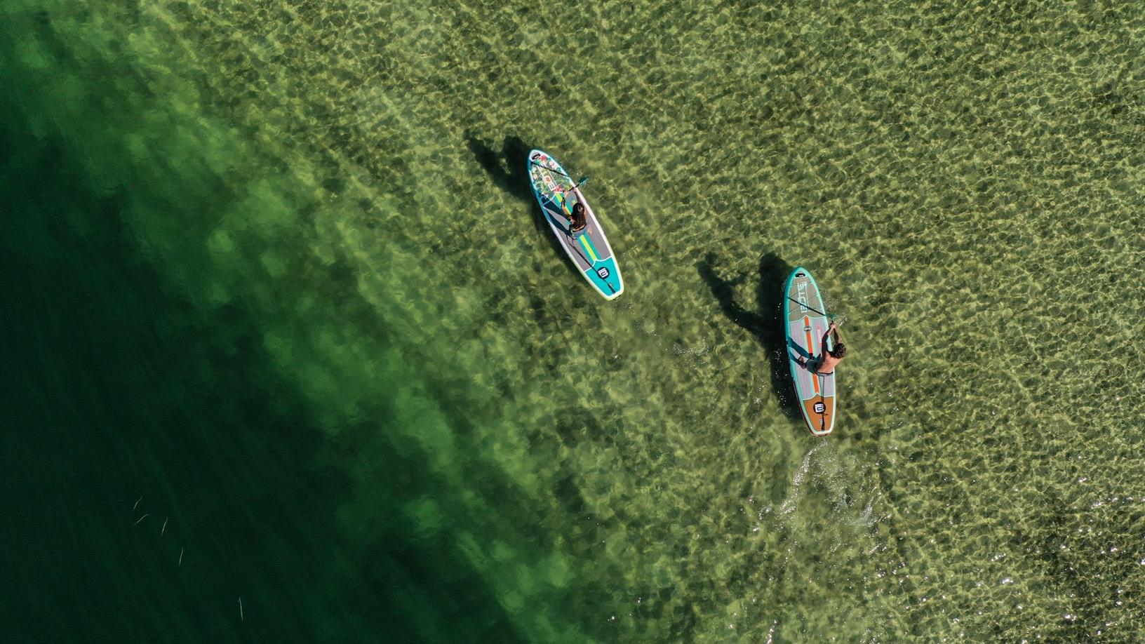 BOTE Breeze Aero Inflatable Paddle Board - Photo 2