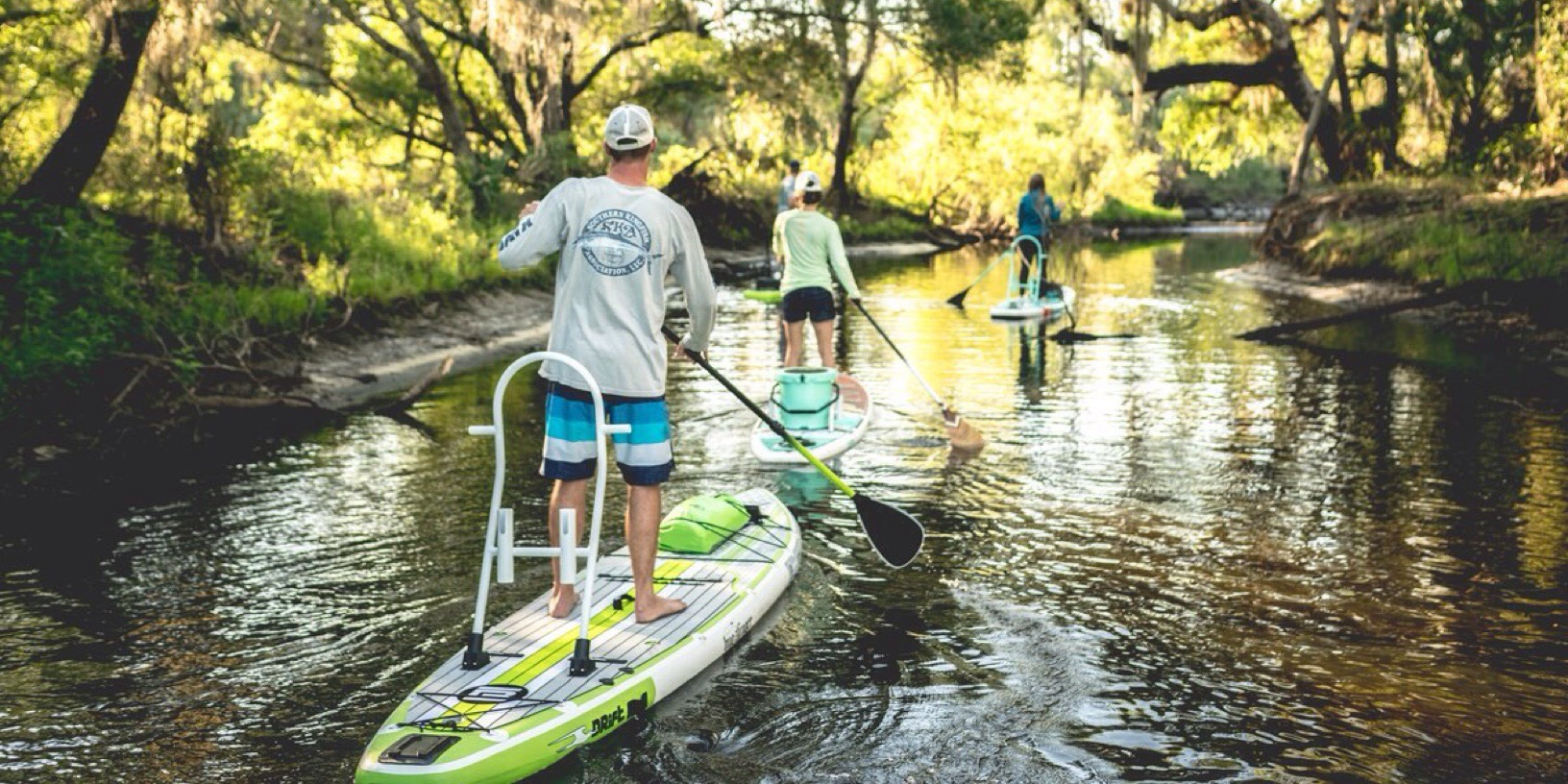 Paddleboard / Kayak Demo Days - Banner Photo
