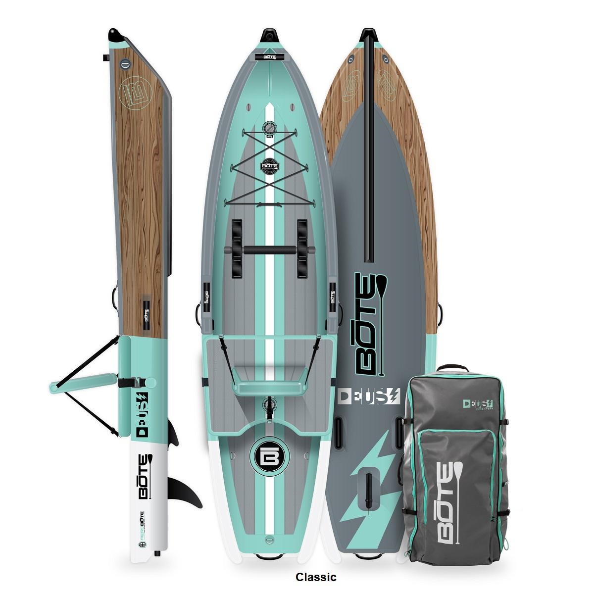 BOTE Deus Aero Inflatable Kayak - Classic
