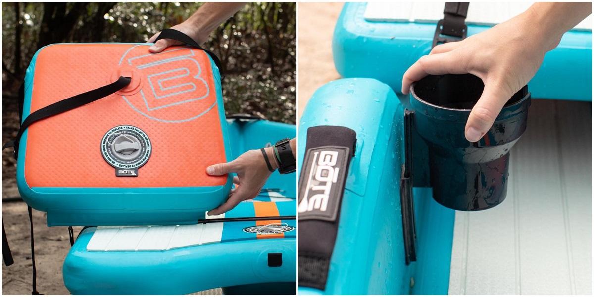 BOTE Deus Aero Inflatable Kayak - Features 2