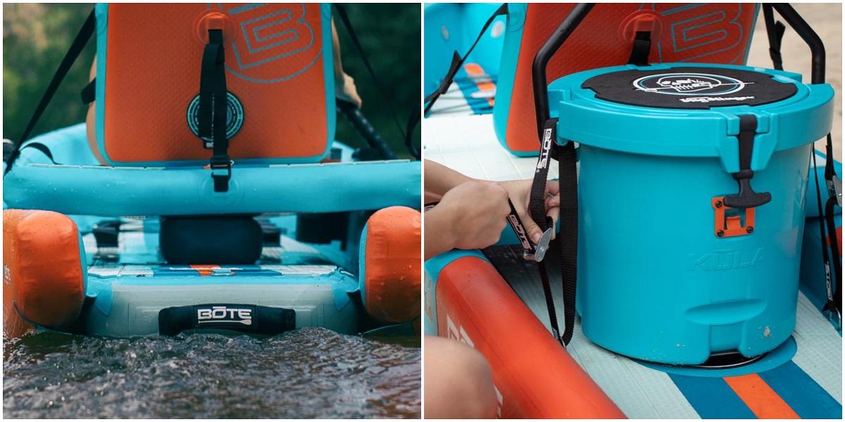 BOTE Deus Aero Inflatable Kayak - Features 3