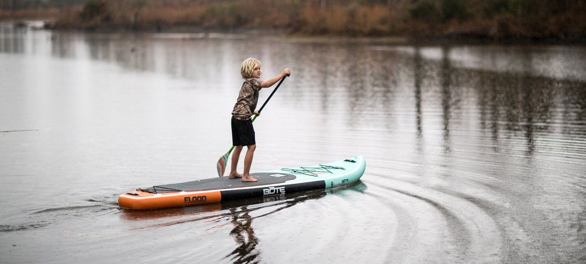 BOTE Flood Aero Paddleboard - Photo 3