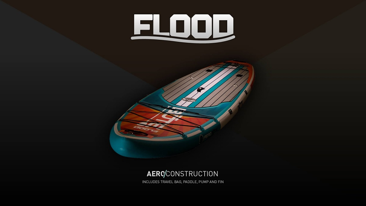 BOTE Flood Aero Paddleboard - Photo 4