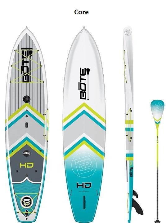 """BOTE HD 10'6"""" Paddleboard - Core"""