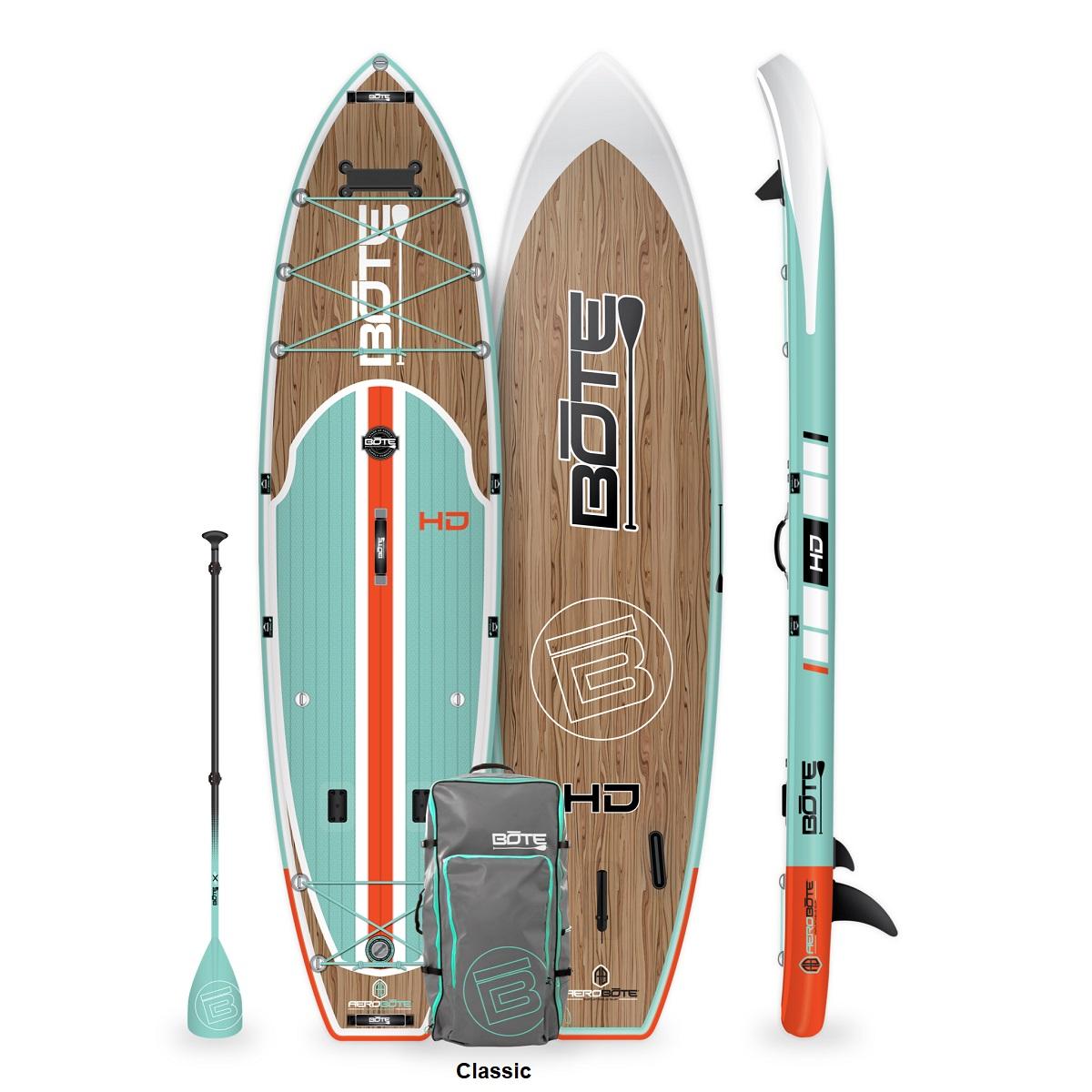 BOTE HD Aero Paddle Board - Classic