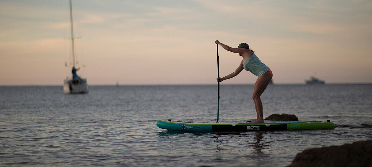 BOTE HD Aero Paddleboard - Photo 2