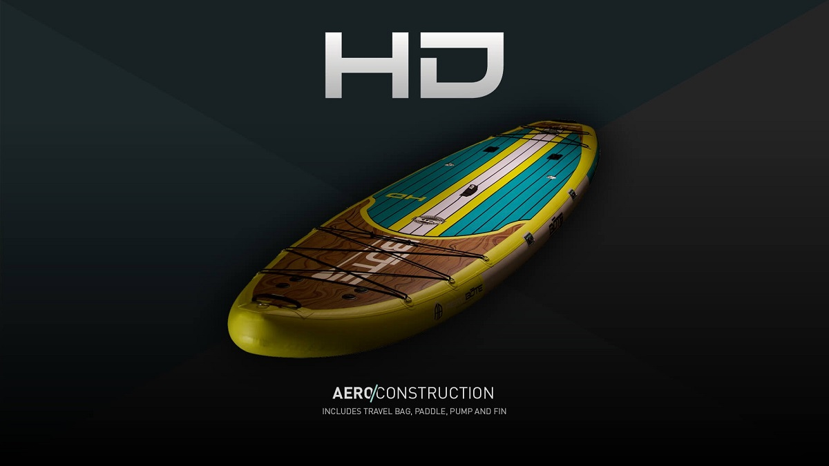 BOTE HD Aero Paddleboard -Photo 4