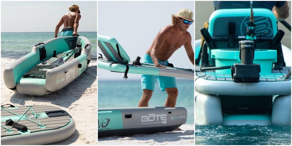 BOTE Lono Inflatable Kayak-2