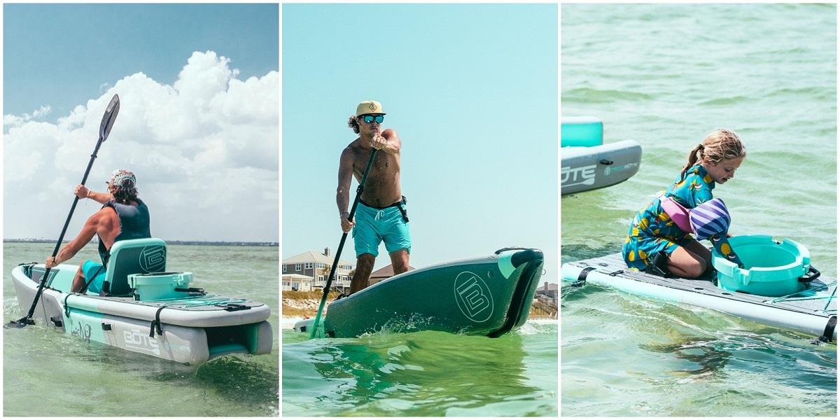 BOTE Lono Inflatable Kayak-4