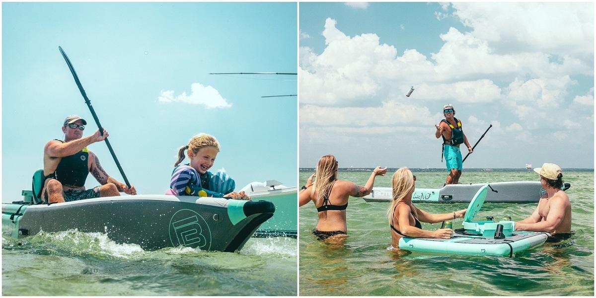 BOTE Lono Aero Inflatable Kayak-5
