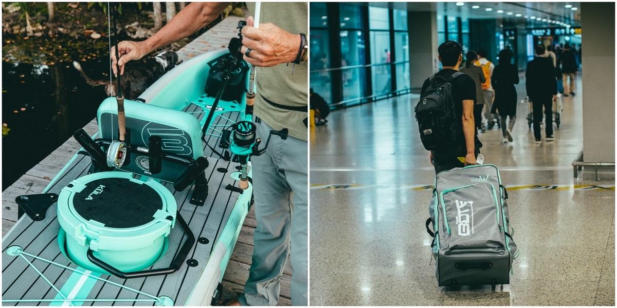 BOTE Lono Inflatable Kayak-7
