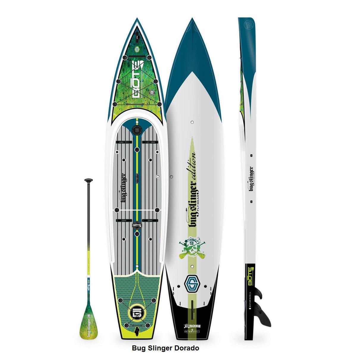 BOTE Rackham 14' Paddle Board - Bug Slinger Dorado