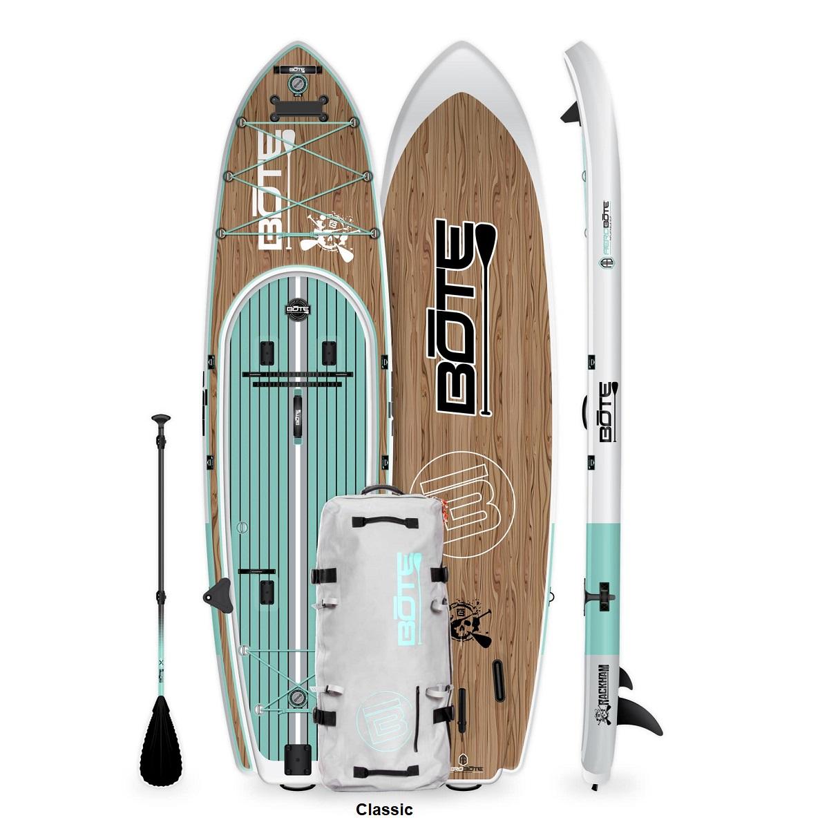 BOTE Rackham Aero Inflatable Paddle Board- Classic
