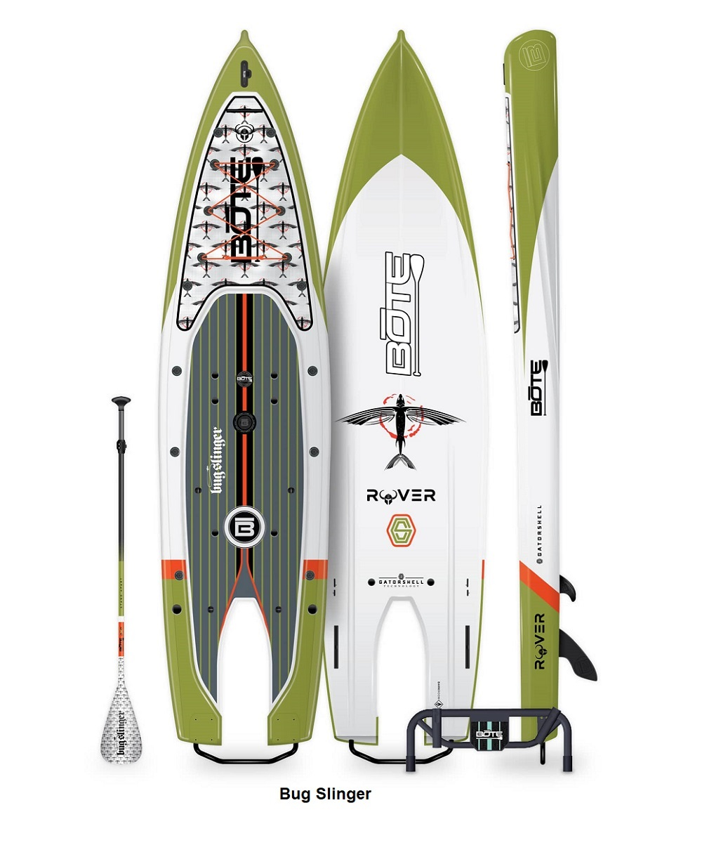 BOTE Rover Motorized Paddle Board
