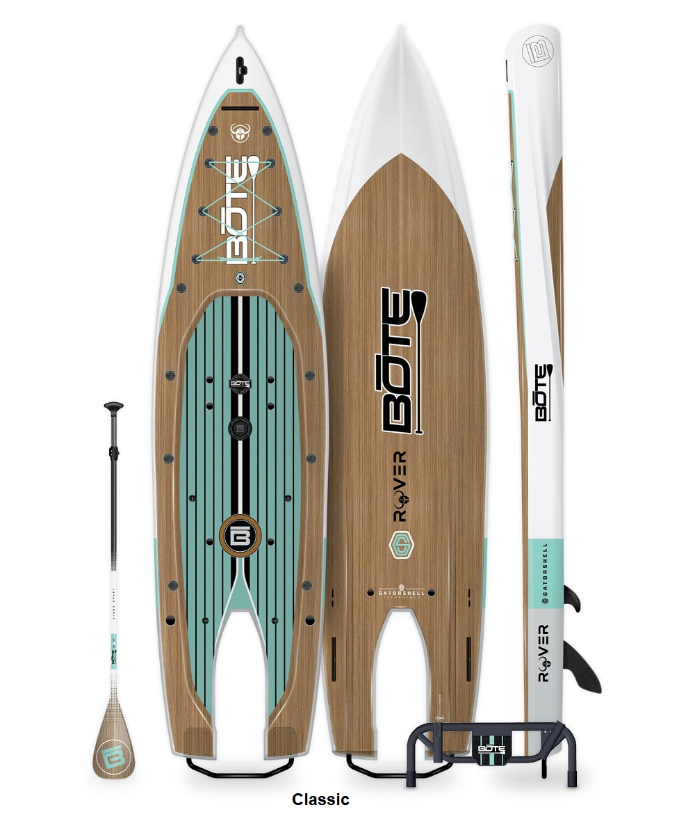 BOTE Rover Motorized Paddle Board - Classic