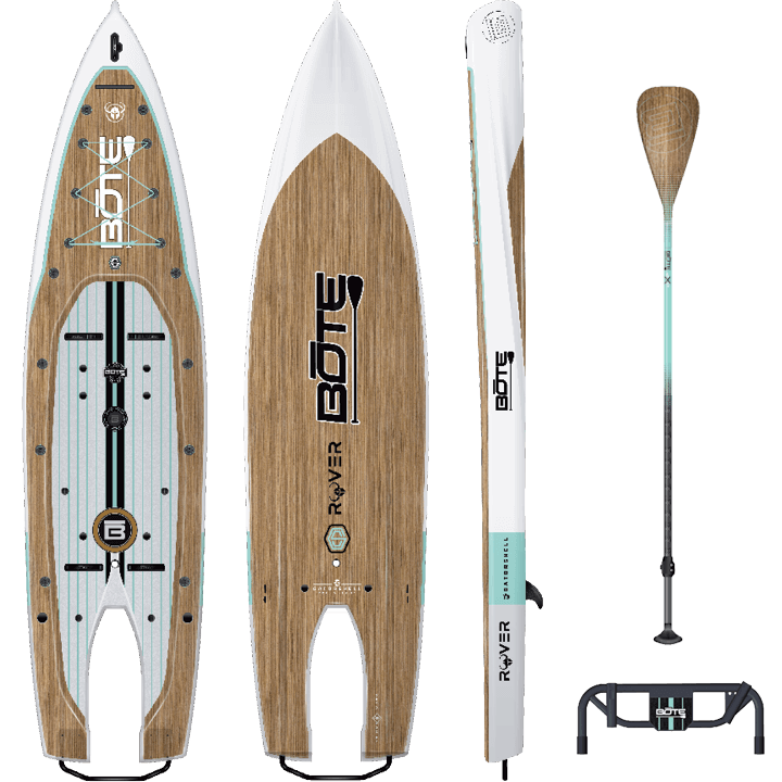 BOTE Rover Paddleboard - Gatorshell Classic