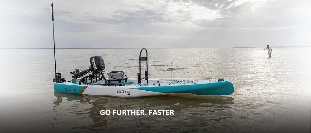BOTE Rover Paddleboard - Photo 1