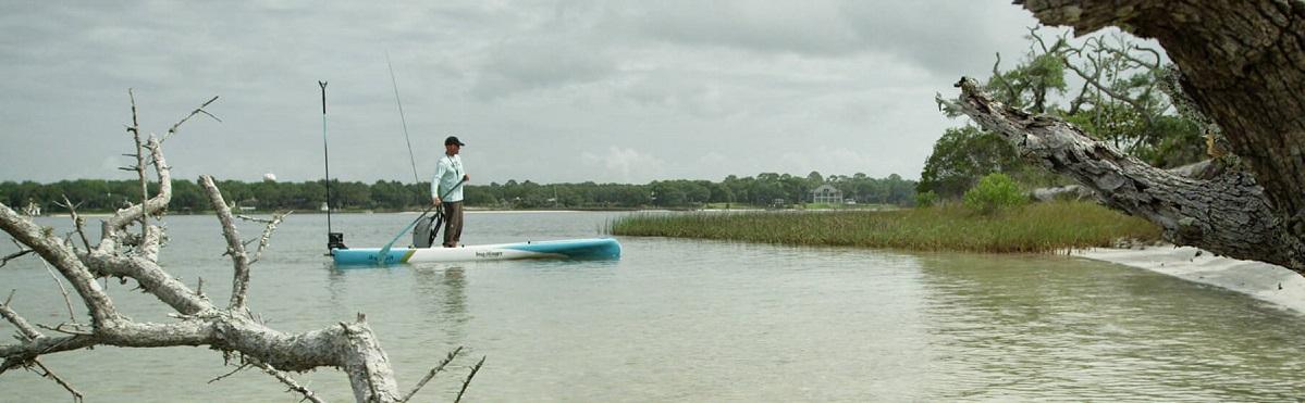 BOTE Rover Paddleboard - Photo 2A