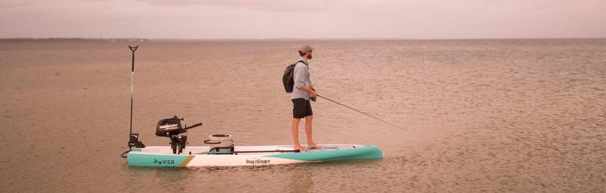 BOTE Rover Paddleboard - Photo 8A