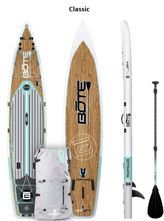 BOTE Traveller Aero Paddleboard - Classic