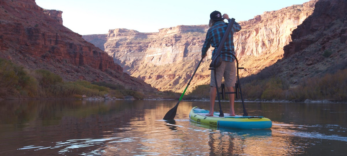 BOTE Traveller Aero Paddleboard - Photo 1