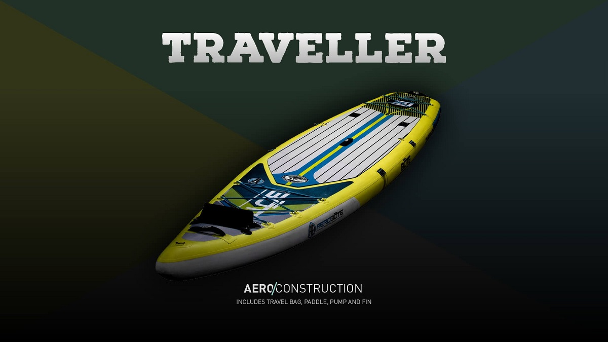 BOTE Traveller Aero Paddleboard - Photo 4