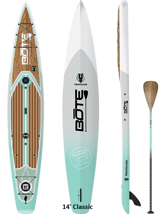 BOTE Traveller 14' Paddleboard - Classic