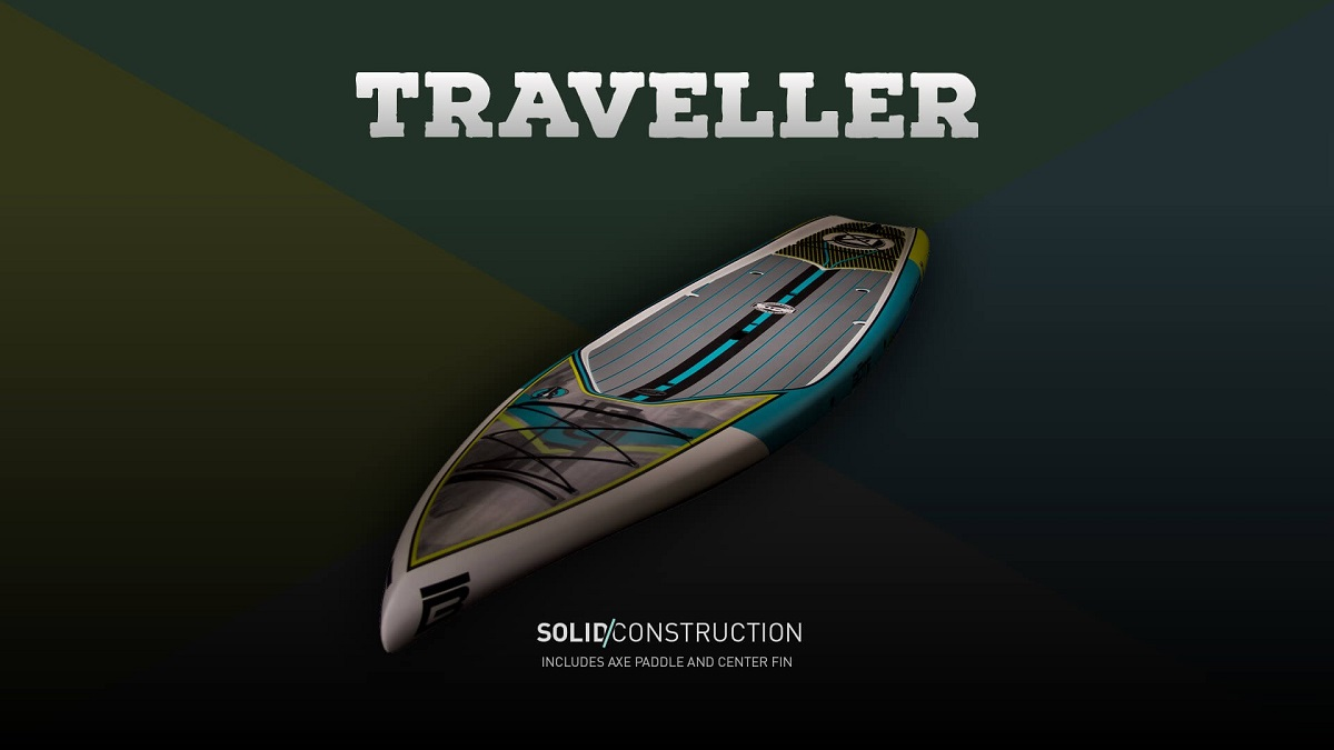 Bote Traveller Paddleboard - Photo 4