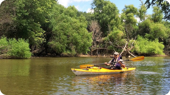 Guided Texas Kayak Tours Amp Trips Trail Expeditions