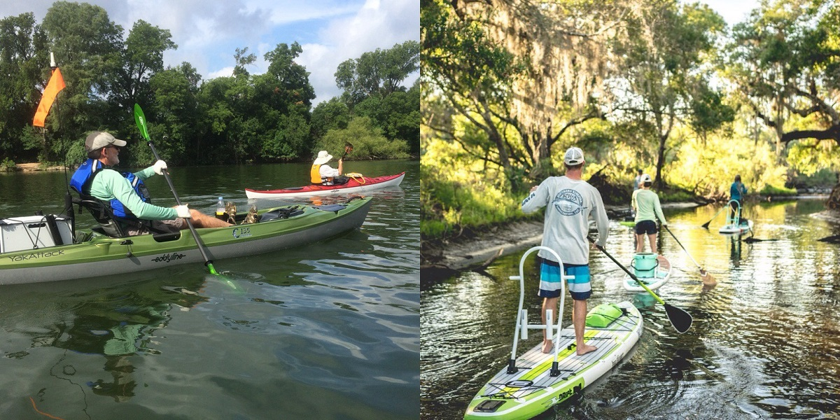 Kayak / Paddleboard Demo Day