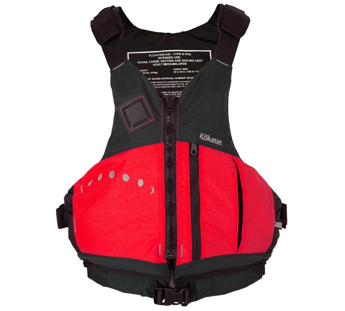 Kokatat-Aries PFD - Red/Front