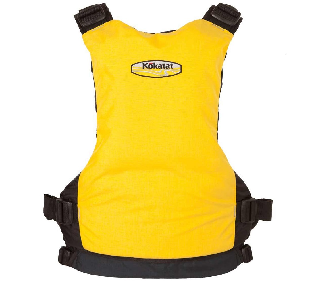 Kokatat-Aries PFD - Yellow/Back