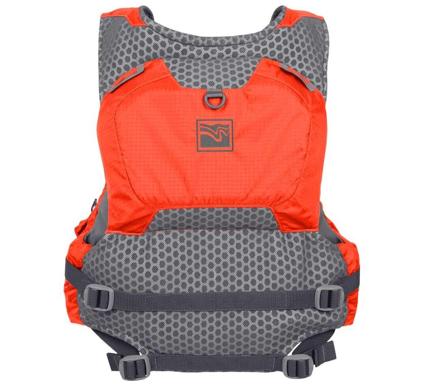 Kokatat Leviathan PFD - Orange/Back View