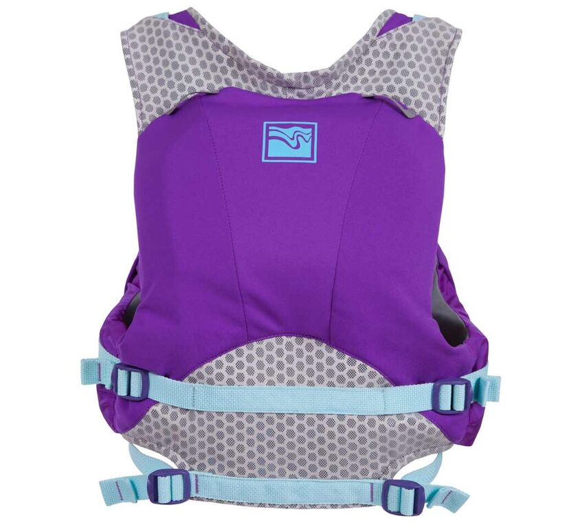 Kokatat Naiad PFD - Purple/Back View