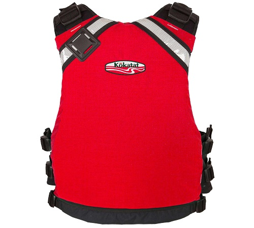 Kokatat OutFit Tour PFD - Red/Back