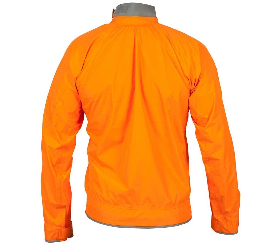 Kokatat Stance Jacket - Orange / Back View
