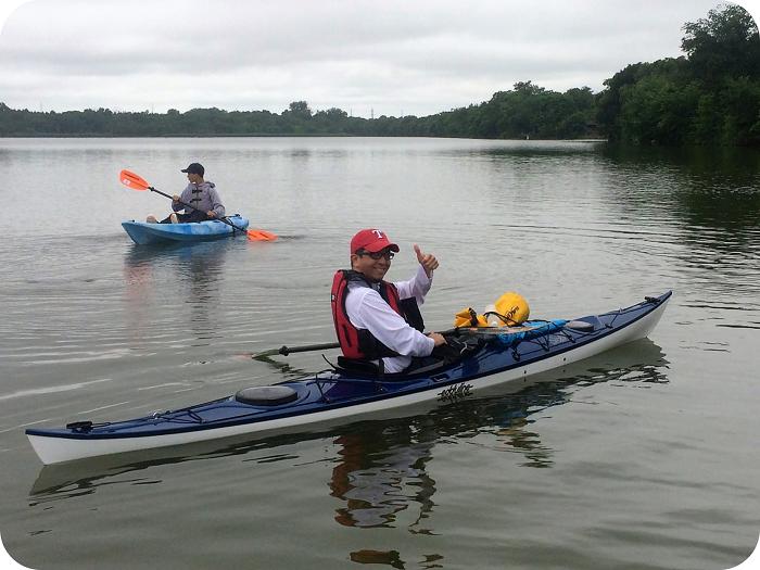 Lake Ray Hubbard Kayak Tour - Rowlett, Texas