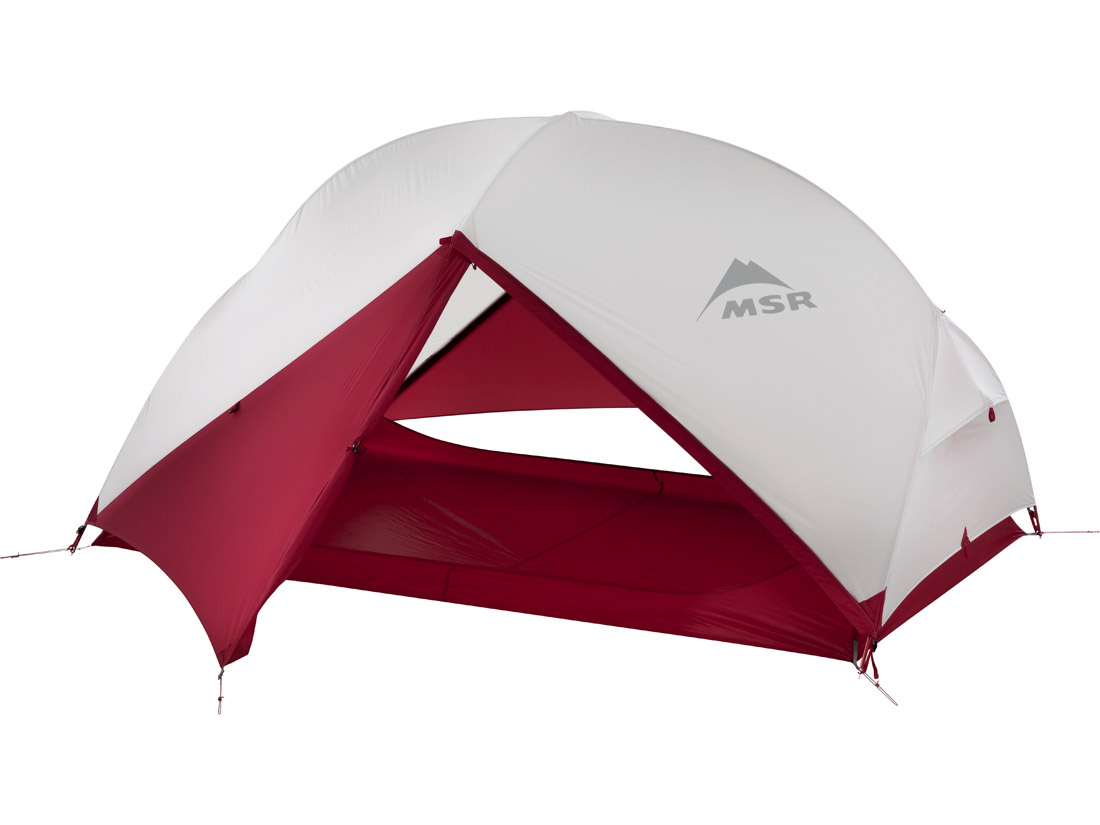 MSR Hubba Fast & Light Tent Body - Exterior