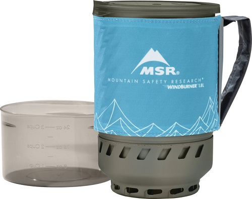 MSR WindBurner Duo Accessory Pot - Bowl