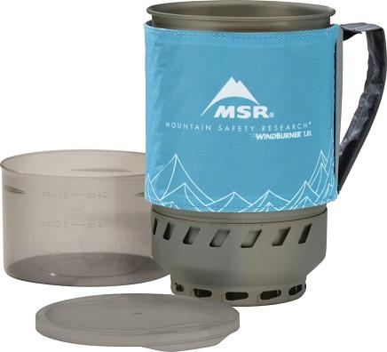 MSR WindBurner Duo Accessory Pot - Parts