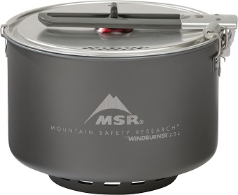 MSR WindBurner Group Stove - Packed