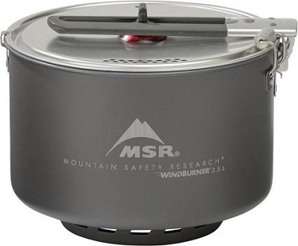 MSR WindBurner Sauce Pot - Packed