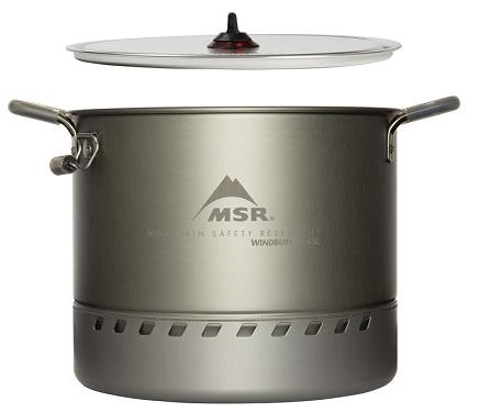 MSR WindBurner Stock Pot - Side View 2