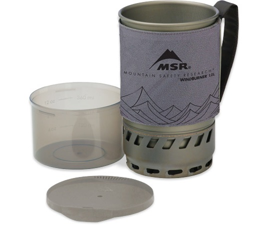 MSR WindBurner Stove Accessory Pot