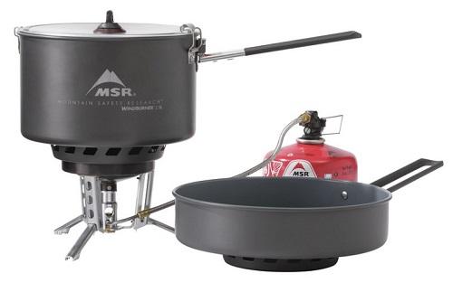 MSR WindBurner Stove System Combo- Components