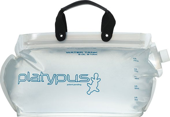 platypus-watertank