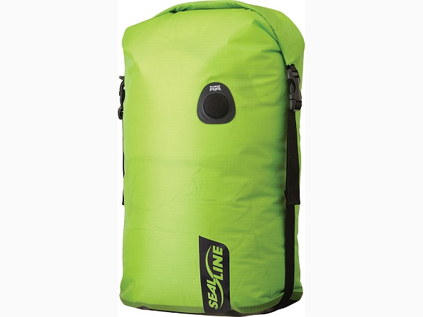 SealLine Bulkhead Compression Dry Bag - Green