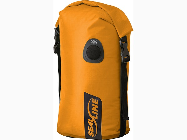 SealLine Bulkhead Compression Dry Bag - Orange